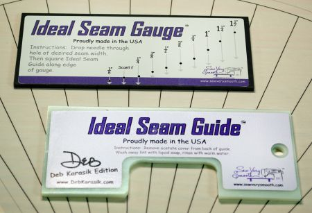 Ideal Seam Gauge 'n Guide Bundle - New!