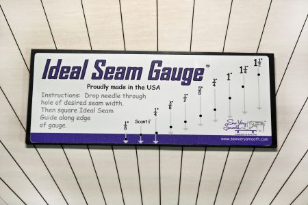 Ideal Seam Gauge - NEW!